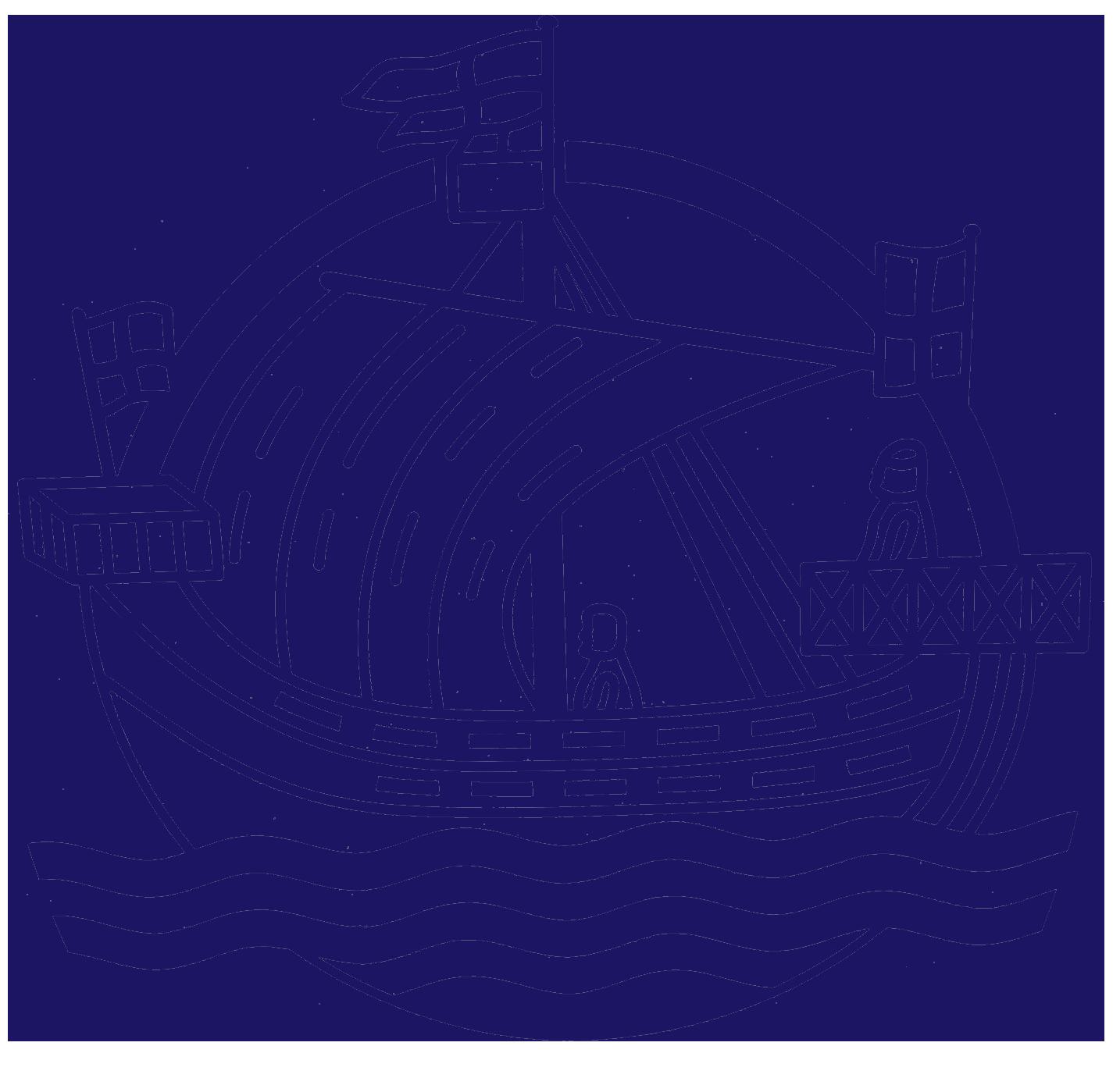 rye hospital boat logo