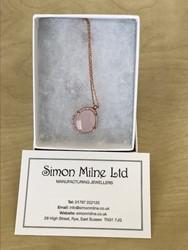 Simon Milne pendant