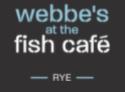 webbe's at the fish cafe logo